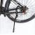 Cavalletto bici posteriore