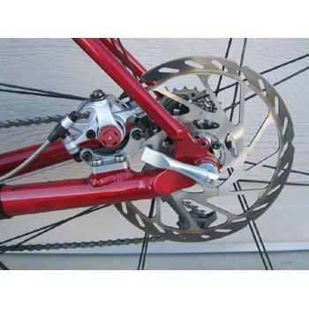Posteriore Idraulico Biciclette Impostare MTB di Freno a Disco Anteriore